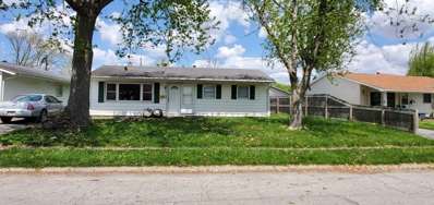 1812 W Knight, Marion, IN 46952 - #: 202016722