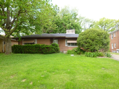 215 S Lincoln Park, Evansville, IN 47714 - #: 202016964
