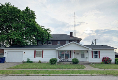 101 S Gibson, Princeton, IN 47670 - #: 202018188