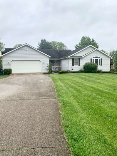 1615 W Division, Tipton, IN 46072 - #: 202018810