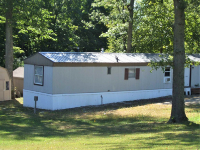 3634 E Lake Road 28 W., Monticello, IN 47960 - #: 202020020