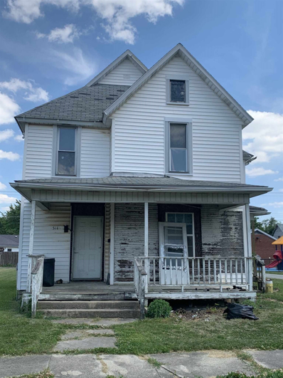 514 W Main, Hartford City, IN 47348 - #: 202023274