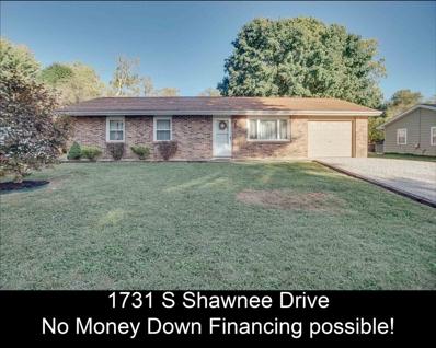 1731 S Shawnee, Ellettsville, IN 47429 - #: 202026684