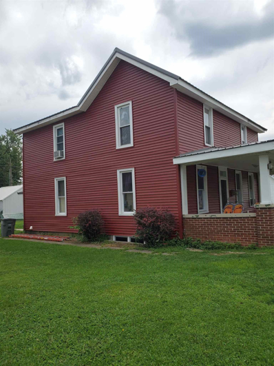 1706 Main, Vincennes, IN 47591 - #: 202027185