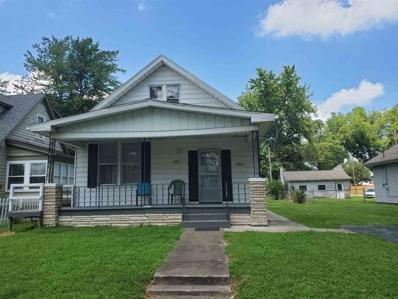 1820 E Illinois, Evansville, IN 47711 - #: 202027950