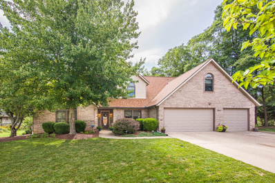 2910 E Tapps Turn, Bloomington, IN 47401 - #: 202029157