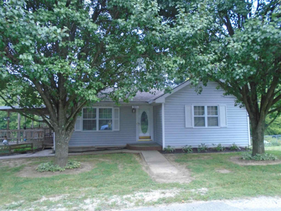 821 Lynwood St, Shoals, IN 47581 - #: 202029665