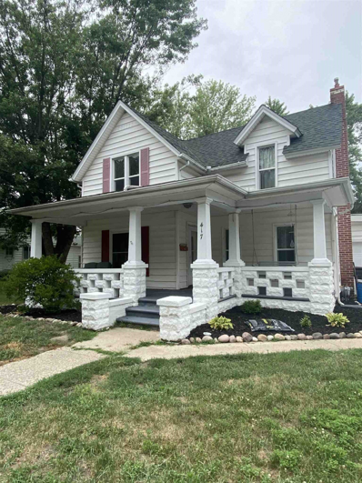 417 Webster, Plymouth, IN 46563 - #: 202032349