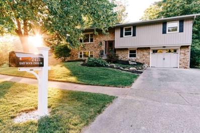 2421 E Rock Creek, Bloomington, IN 47401 - #: 202033402