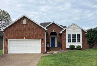 297 Persimmon, Boonville, IN 47601 - #: 202035320