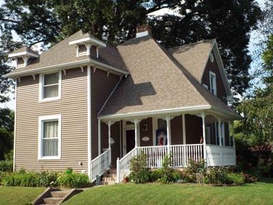 106 E Williams, Fort Branch, IN 47648 - #: 202036670