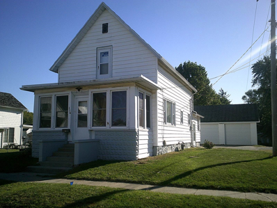 116 N Washington, Bremen, IN 46506 - #: 202037872