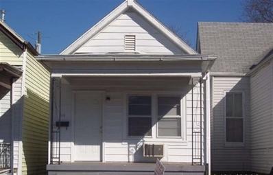 414 E Virginia, Evansville, IN 47711 - #: 202038490
