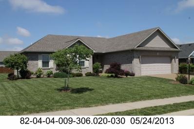 1206 Bowden, Evansville, IN 47725 - #: 202039358