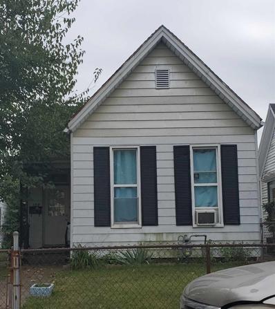 509 E Iowa, Evansville, IN 47711 - #: 202039404