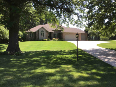1778 S Peppergrass, Warsaw, IN 46580 - #: 202039506
