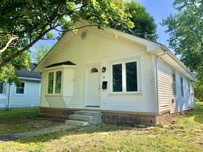 910 S 21st, New Castle, IN 47362 - #: 202039578
