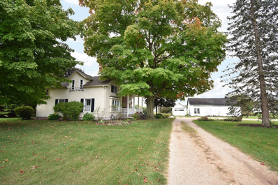 11846 County Road 16, Middlebury, IN 46540 - #: 202039673