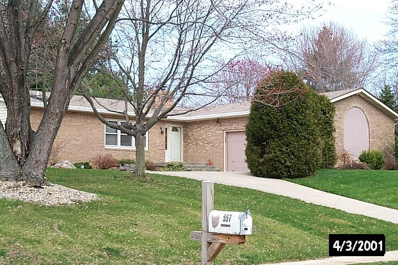 603 N Park Ridge, Bloomington, IN 47408 - #: 202039792