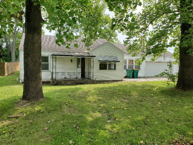 612 N Meridian, Greentown, IN 46936 - #: 202039873