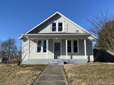 112 S Gaines, Dale, IN 47523 - #: 202040367