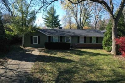 3221 N Meadow, Bloomington, IN 47404 - #: 202040438
