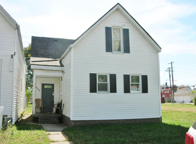 631 E Maryland, Evansville, IN 47711 - #: 202041694