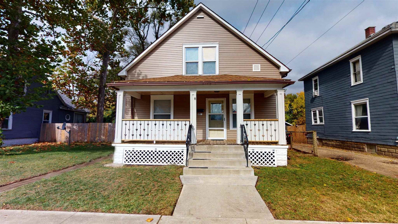 404 W Garfield, Elkhart, IN 46516 - #: 202042910