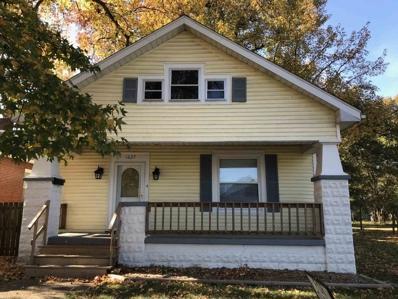 1627 S Bedford, Evansville, IN 47713 - #: 202044489