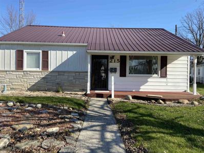 215 Park, Decatur, IN 46733 - #: 202046627