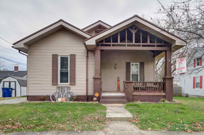 512 S Hall, Princeton, IN 47670 - #: 202047925
