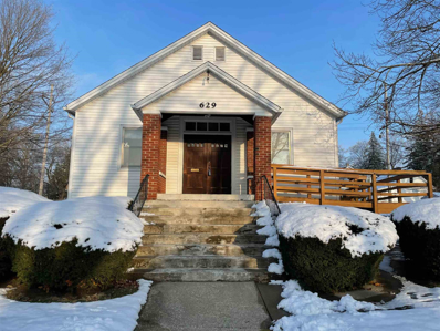 629 Thayer, Plymouth, IN 46563 - #: 202100251