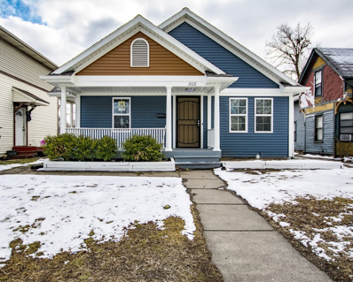 808 W Lasalle, South Bend, IN 46601 - #: 202101387