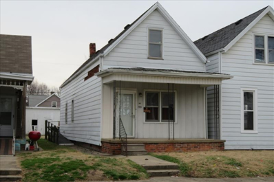 106 E Maryland, Evansville, IN 47711 - #: 202104512