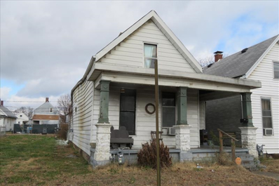 1121 Fountain, Evansville, IN 47710 - #: 202104672