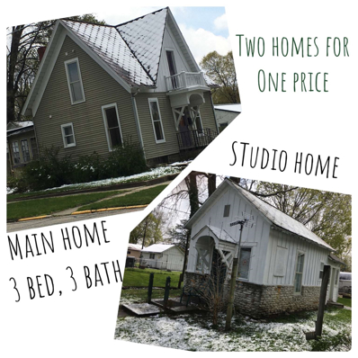 311 N Sycamore, North Manchester, IN 46962 - #: 202106819