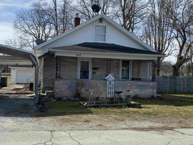 2405 Ohio, New Castle, IN 47362 - #: 202108244
