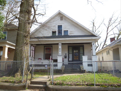 817 Jefferson, Evansville, IN 47713 - #: 202110283