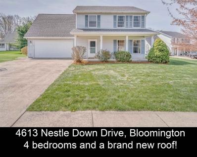 4613 W Nestle Down, Bloomington, IN 47404 - #: 202111496