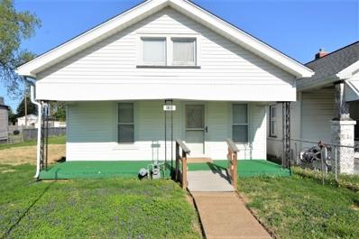 1813 N Evans, Evansville, IN 47711 - #: 202112666