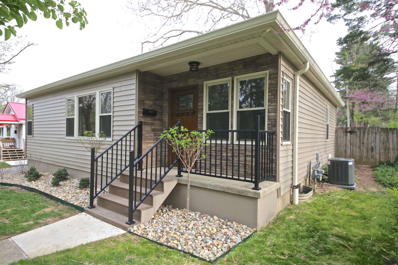 1608 E 2nd, Bloomington, IN 47401 - #: 202114581