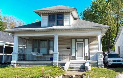 1324 E Walnut, Evansville, IN 47714 - #: 202114602