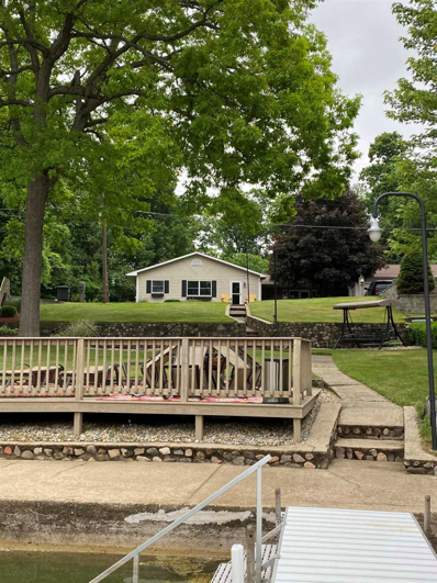 725 Lakeside, Rome City, IN 46784 - #: 202121639