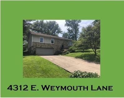 4312 E Weymouth, Bloomington, IN 47408 - #: 202122845