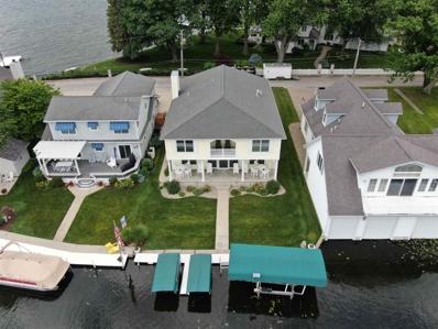 9119 E Morrison Island, Syracuse, IN 46567 - #: 202123052