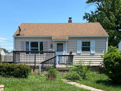 822 S Gladstone, South Bend, IN 46619 - #: 202123932