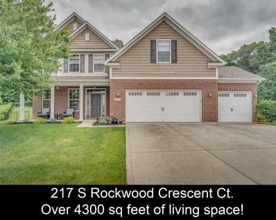 217 S Rockwood Crescent, Bloomington, IN 47403 - #: 202124511