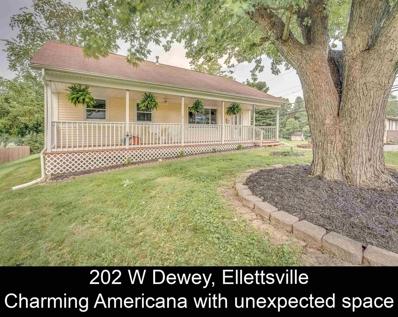 202 W Dewey, Ellettsville, IN 47429 - #: 202126259