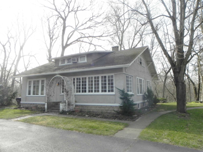 111 S Elm, North Manchester, IN 46962 - #: 202128102