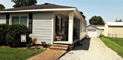 911 S Second, Boonville, IN 47601 - #: 202128211